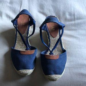 Ralph Lauren Wedge Sandal